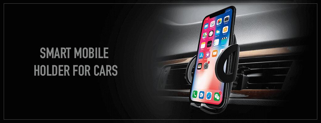 Pivoi Convenient Smart Mobile Holder for Car