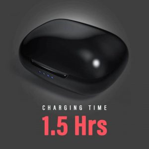 Pivoi True Wireless Bluetooth Earbuds with Mic