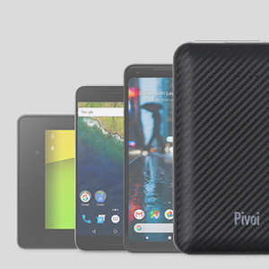 Pivoi 5000mAh Power Bank With Smart Dual USB Port