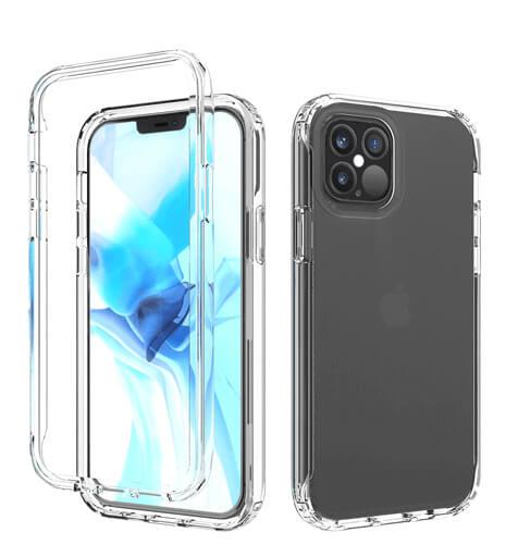 Transparent iPhone 12 case – 6.1inch