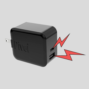 Pivoi PD 30W Wall Charger