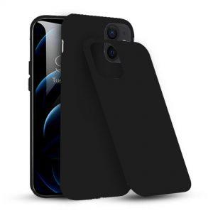 Pivoi 5.4 inch iPhone 12 Mini Silicon Mobile Cover