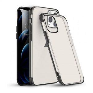 Pivoi 6.7 inch iPhone 12 Pro Max Transparent Mobile Cover