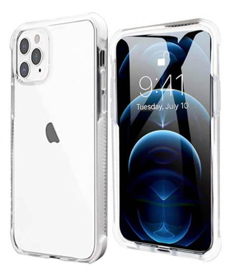 Pivoi 6.7 inch iPhone 12 Pro Max Silicon Mobile Cover