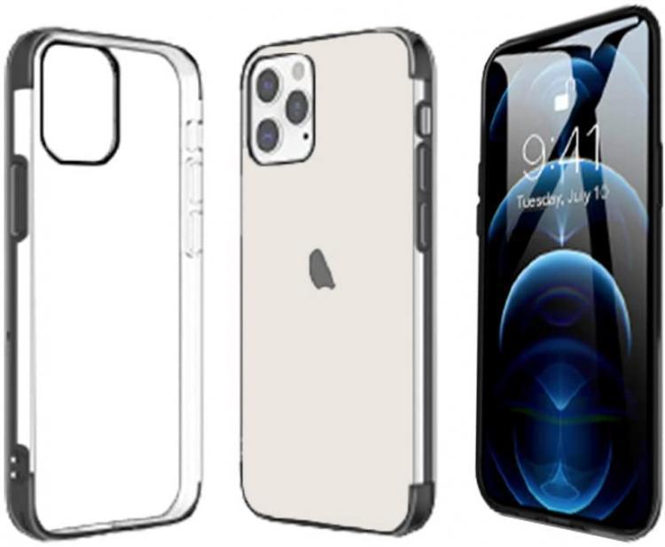 Transparent iPhone 12 case - 6.1inch